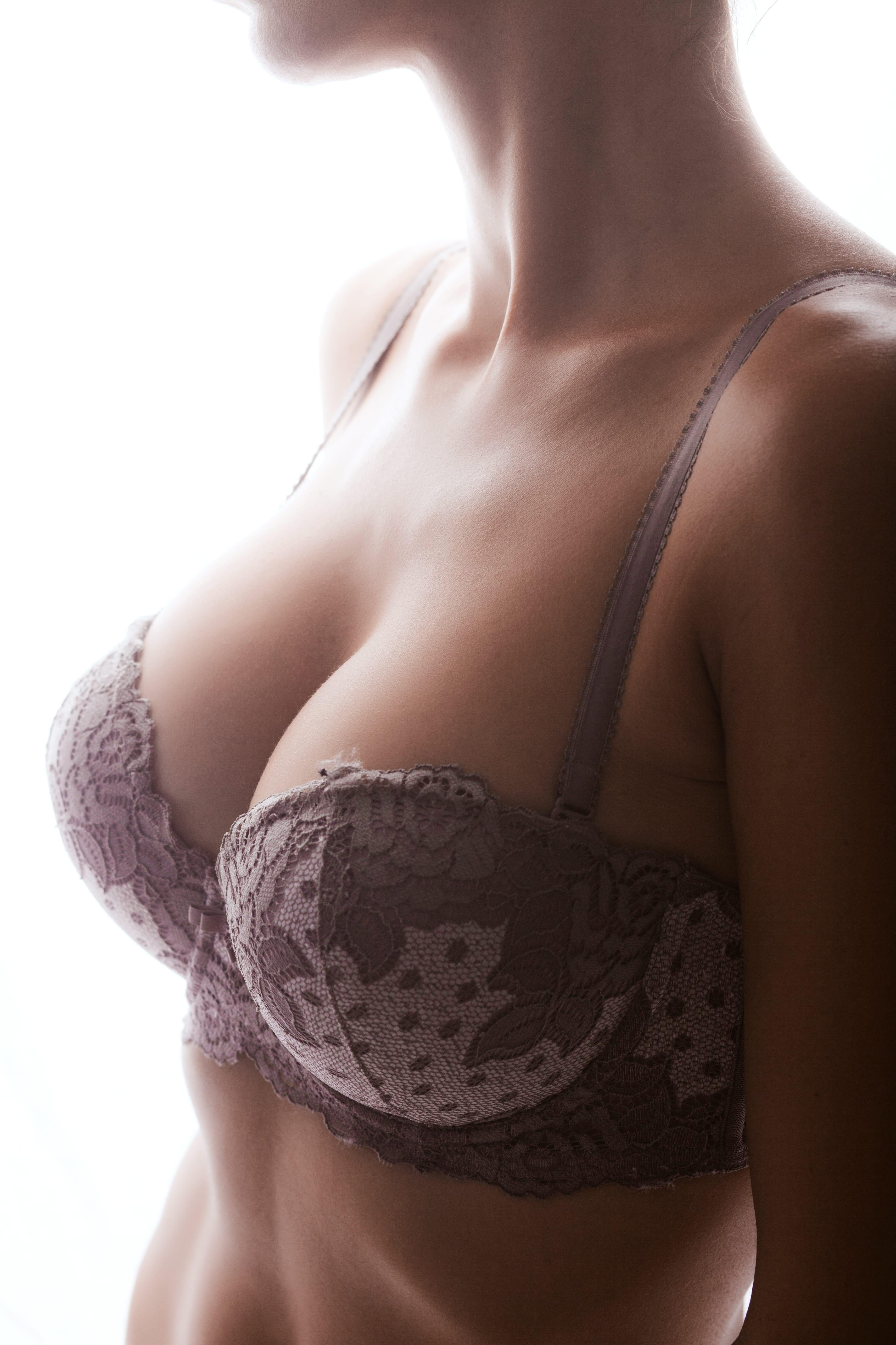 Real fake breasts